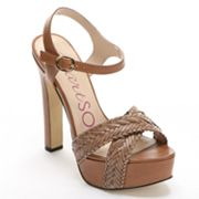 HeartSoul Ornella Platform High Heels - Women