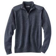 Method Stonewash 1/4-Zip Pullover Sweater