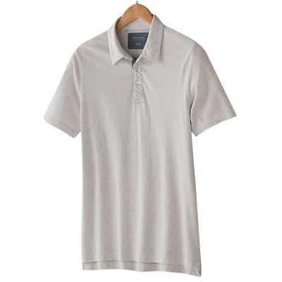 SONOMA life + style Heathered Polo