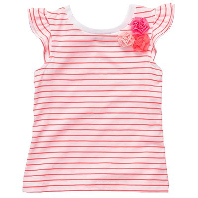 Carter's Striped Top - Toddler