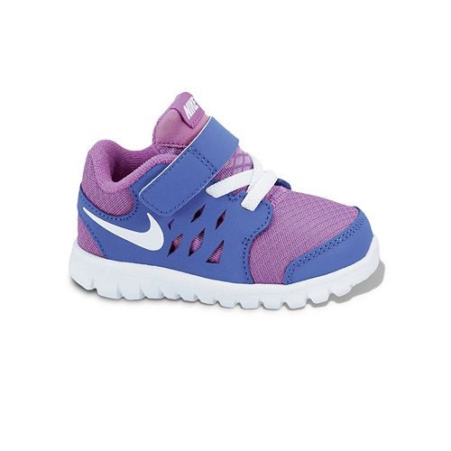 285b6f7c4deb Nike Flex Run Athletic Shoes - Toddler Girls
