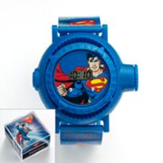 Superman Digital Projection Watch - Kids