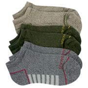 Eddie Bauer 3-pk Technical No Show Socks - Boys 7-11