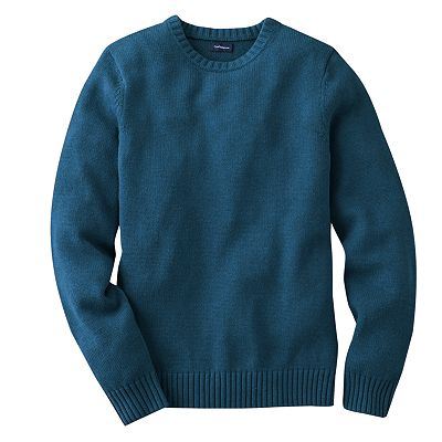 Croft and Barrow Crewneck Sweater
