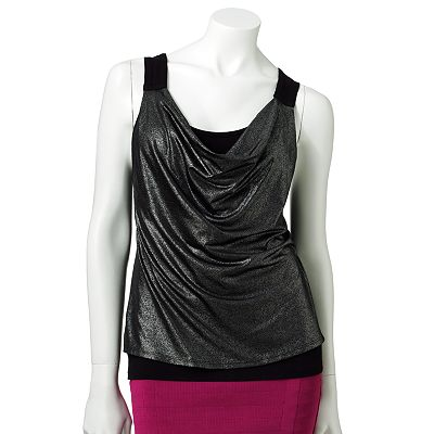 Rock and Republic Foil Overlay Tank