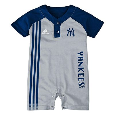 adidas New York Yankees Romper - Infant