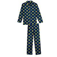 Michigan Wolverines Pajama Set - Boys 8-20
