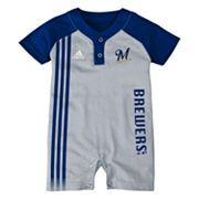 adidas Milwaukee Brewers Romper - Infant