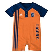 adidas Detroit Tigers Romper - Infant