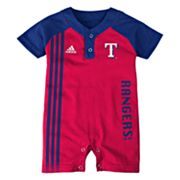 adidas Texas Rangers Romper - Infant