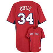 Majestic Boston Red Sox David Ortiz Jersey - Boys 8-20