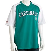 Stitches St. Louis Cardinals St. Patty's Day MLB Jersey - Men