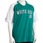 Stitches Chicago White Sox St. Patty's Day MLB Jersey - Men