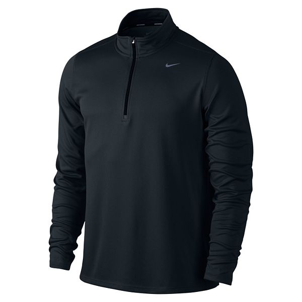 finalizando paraguas Villano  Nike Racer Dri-FIT 1/2-Zip Running Shirt - Men