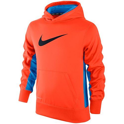 91787df86260 Boys 8-20 Nike KO 2.0 Performance Fleece Hoodie