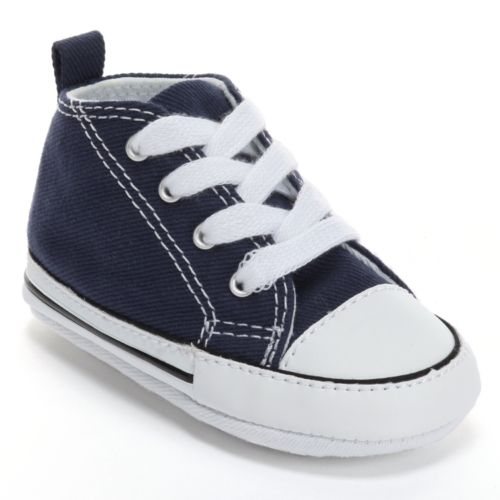 Converse First Star Crib Shoes for Baby