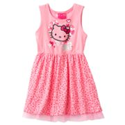 Hello Kitty Heart Dress - Toddler