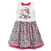 Hello Kitty Back-Bow Dress - Toddler