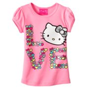 Hello Kitty Love Tee - Toddler
