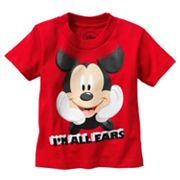 Disney Mickey Mouse I'm All Ears Tee - Toddler