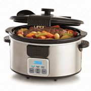 Bella 6-qt. Programmable Slow Cooker