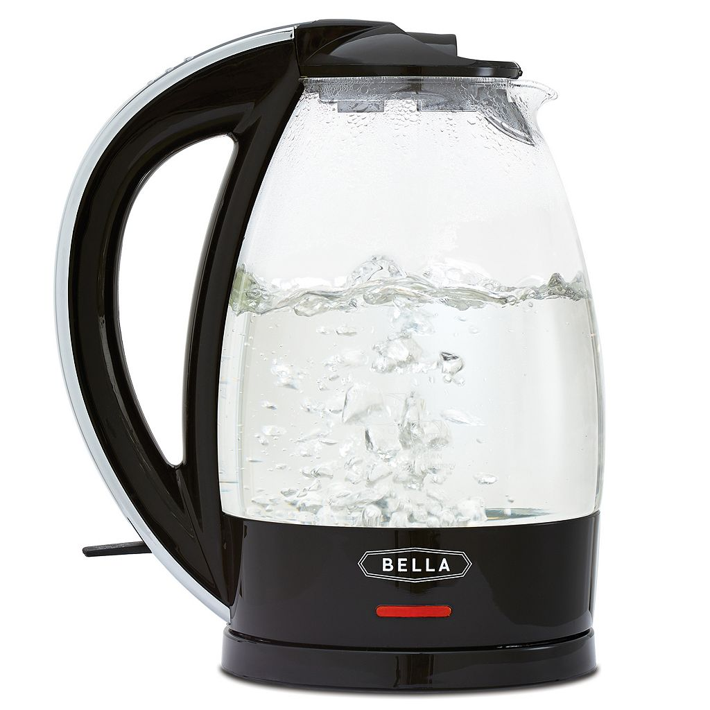 Bella 1.7L Glass Electric Kettle