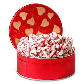 Ghirardelli Chocolate Dipped Valentine's Day Gift Tin Set