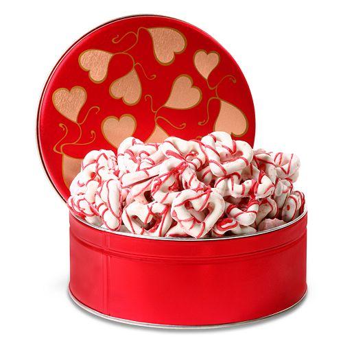 Ghirardelli Chocolate Dipped Valentine's Day Gift Tin Set