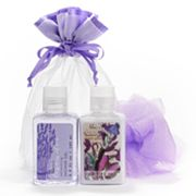 Lila Grace 3-pc. Lavender Bath Gift Set