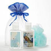 Lila Grace 3-pc. Fresh Cotton Bath Gift Set