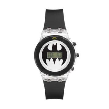 Batman Light Up Digital Watch - Kids