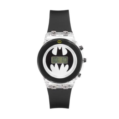 Batman Light Up Digital Watch Kids