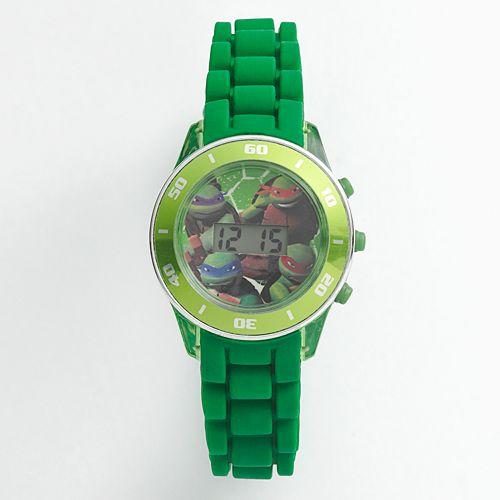 Teenage Mutant Ninja Turtles Watch - Kids' Digital Light Up