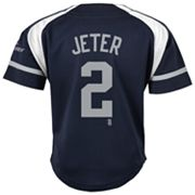 adidas New York Yankees Derek Jeter Jersey - Toddler