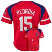 adidas Boston Red Sox Dustin Pedroia Jersey - Baby