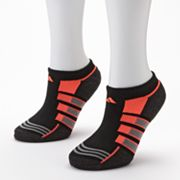 adidas 2-pk. ClimaLite Sport Performance No-Show Socks