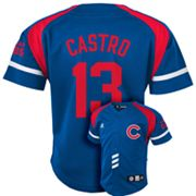 adidas Chicago Cubs Starlin Castro Jersey - Toddler