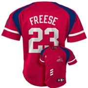 adidas St. Louis Cardinals David Freese Jersey - Toddler