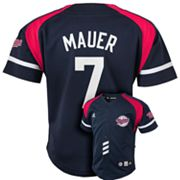 adidas Minnesota Twins Joe Mauer Jersey - Toddler