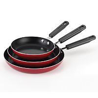 Farberware Triple Pack Nonstick Skillets