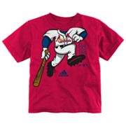 adidas St. Louis Cardinals Pinch Hitter Tee - Toddler