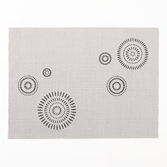 Food Network™ Embroidered Circles Placemat