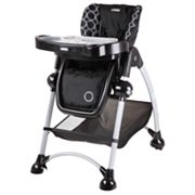 Mia Moda Alto Highchair - Black