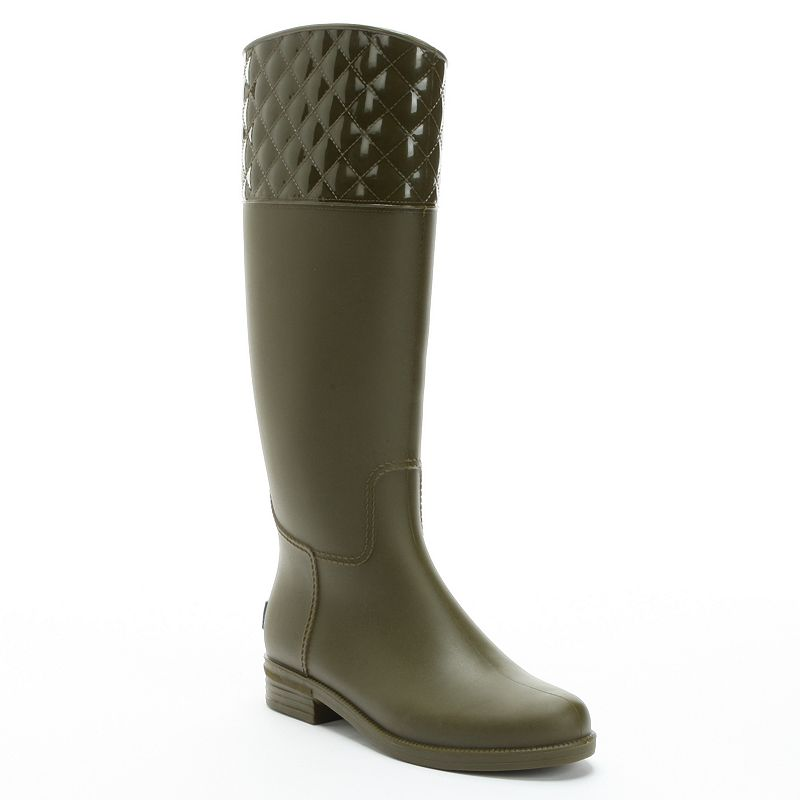 81ae310e774 Ladies Sandals: Kohl's Rain Boots