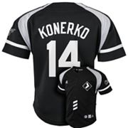 adidas Chicago White Sox Paul Konerko Jersey - Toddler