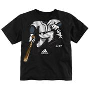 adidas Chicago White Sox Pinch Hitter Tee - Toddler
