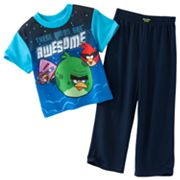 Angry Birds Space These Birds Are Awesome 2-pc. Pajama Set - Boys 4-12