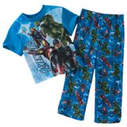 Marvel The Avengers 2-pc. Pajama Set - Boys 4-12