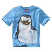 Madagascar Penguin Tee - Toddler