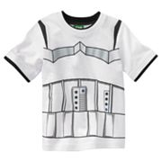 Star Wars Mock-Layer Storm Trooper Tee - Toddler